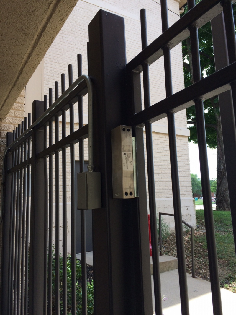 Provided and installed a magnetic lock for added security at the Springfield Dream Center
